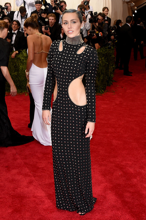 Miley Cyrus Dress by Alexander Wang