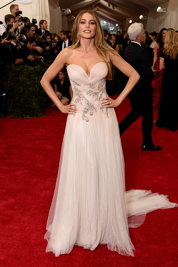 Sofia Vergara Dress by Marchesagown