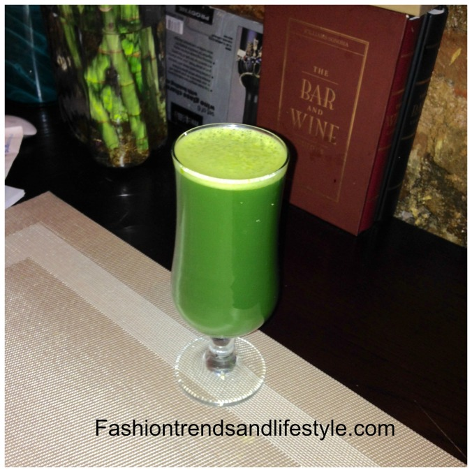 Green juice FTLS