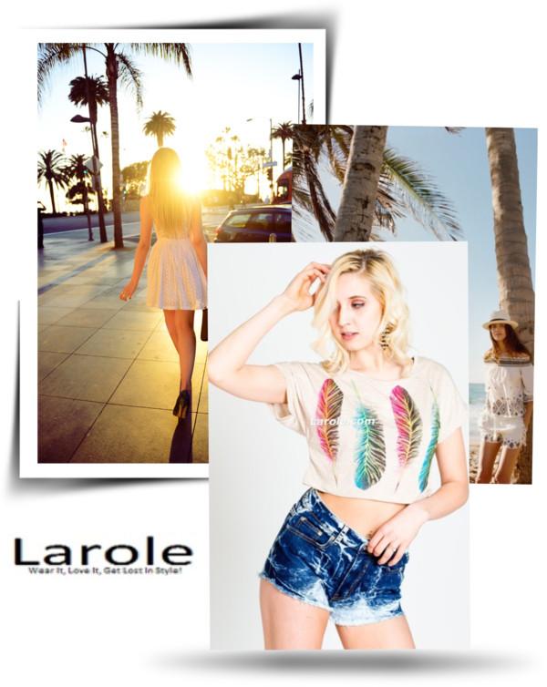 Larole beach