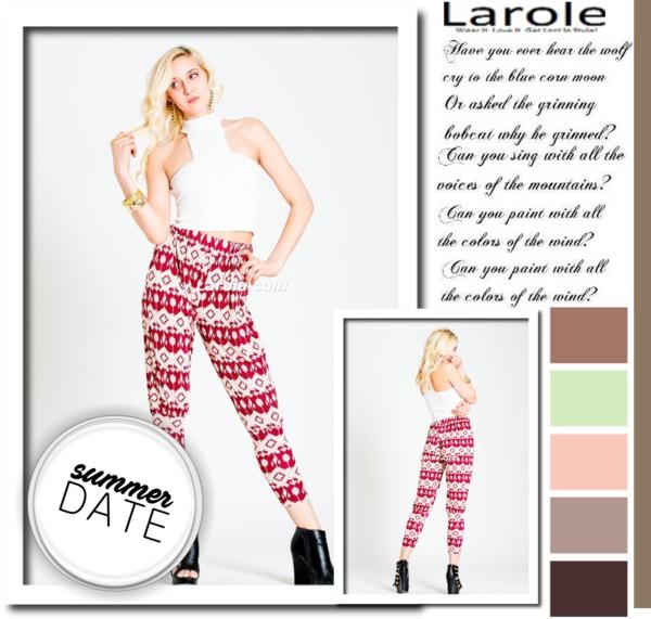 Larole pants